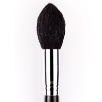 Sigma powder brush, close up of tapered tip. http://www.sigmabeauty.com/F25_Tapered_Face_Tapered_Face_Brush_Face_Brushe_p/f25.htm?Click=65806
