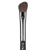 Mac 275 Medium Angled Shading Brush ($48) http://www.maccosmetics.com.au/product/145/290/Products/Brushes/Eye/275-Medium-Angled-Shading-Brush/index.tmpl