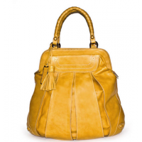 Balloon Zip Brogue Yellow Tote, Bottica, $574.50 http://boticca.com/tsm-the-swedish-model/balloon-zip-brogue-yellow-leather-tote-bag/
