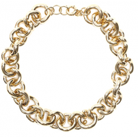 Organic Link Necklace, David Lawrence, $149 http://www.davidlawrence.com.au/DL-product-detail.html?styl=12722&clr=GOLD&cat=400#.UiVHd2Rle68