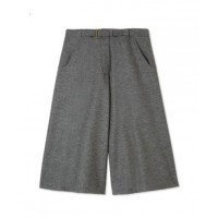 GET THE LOOK > Derek Lam Heather Gray culottes, $790 http://shop.harpersbazaar.com/designers/derek-lam/derek-lam-heather-gray-culottes-9#.U9CBwfmSyPs
