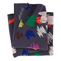 Kip&Co AW14 Scribble Blanket, $269 http://kipandco.net.au/store/aw14-diamond-blanket-copy/