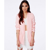 Missguided Amoli Long Line Textured blazer, $50 http://www.missguidedau.com/catalog/product/view/id/115634/s/amoli-longline-textured-blazer/category/509/