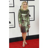 Long Sleeve: Rita Ora at the Grammys http://bit.ly/1kJoeVI