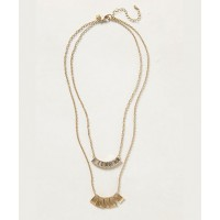 Anthropologie Gilded Monolith Necklace, £38.00 http://www.anthropologie.eu/anthro/pdp/detail.jsp?&navAction=jump&id=7412437531764&color=070&cm_sp=PRODUCT_DETAIL-_-RECOMMENDATIONS-_-7412437531764#/