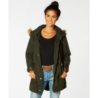 Glassons Faux Fur Trim Parka, $100 http://www.glassons.com/product/faux-fur-trim-parka?i=CS21568COT&v=23147621