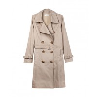 Skin & Threads Trench, $438 http://www.skinandthreads.com/product.htm?id=370&categoryId=103