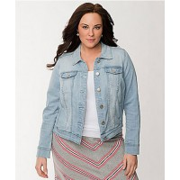 High Low Denim Jacket, $79.95 http://www.lanebryant.com/high-low-denim-jacket/p200434/index.pro?selectedColor=Light%20Wash&selectedSize=None%20selected&fromZafu=true&zafusource=SR