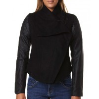 Jorge Cruel World Jacket, $90 http://www.surfstitch.com/product/jorge-cruel-world-jacket-black