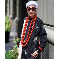 Iris Apfel Image via Advance Style http://advancedstyle.blogspot.com.au