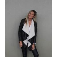 Gingham & Heels Kendall Jacket, $79 http://ginghamandheels.com/products/kendall-jacket-beige