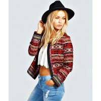 Boo Hoo Nevaeh Tribal Print Boxy Jacket, $40 http://www.boohoo.com/aus/clothing/coats+jackets/icat/new-in/nevaeh-tribal-print-boxy-jacket/invt/azz28989
