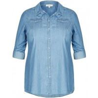 Autograph Denim Shirt, $70 http://www.autographfashion.com.au/DENIM-SHIRT.aspx?p6256255&cr=ik3b__101112
