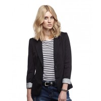 Cotton On Simba blazer, $49.95 http://shop.cottonon.com/shop/product/simba-blazer-black/