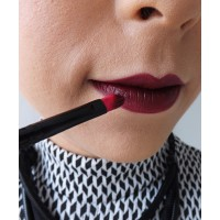 A lip brush will help you apply your lip colour precisely.