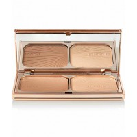 The most luxe compact a girl could own? Charlotte Tilbury Filmstar Bronze & Glow, $96.55, http://www.net-a-porter.com/product/418026