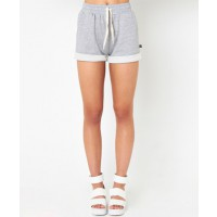 Mink Pink Track Cuffed Shorts $39 http://shopmarkethq.com/products/track-cuffed-shorts