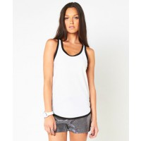 Mink Pink Sports Mesh Racer Tank $34 http://shopmarkethq.com/products/sports-mesh-racer-tank