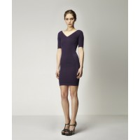 Tapestry Seamless Dress in Bilberry