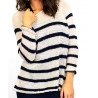 Living Doll Maritime Stripe Knit $64.95 http://www.threadsandstyle.com.au/Shop/p/422/living-doll-maritime-stripe-knit