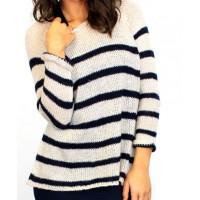 Living Doll Maritime Stripe Knit $64.95 http://www.threadsandstyle.com.au/Shop/p/422/living-doll-maritime-stripe-knit