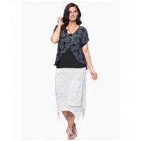 Express skirt tapers at buttom, http://www.ts14plus.com.au/FASHION/CATEGORIES/Skirts/T50122/EXPRESS-SKIRT.html