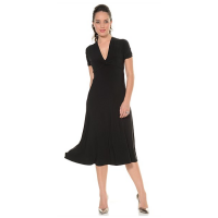 This variation on this dress is perfect for the office. Ultimate Black Dress, Sacha Drake, $289 http://www.sachadrake.com/SHOP_ONLINE/DRESSES_&_SKIRTS/SSCOREUBD1BK/ULTIMATE-BLACK-DRESS.html