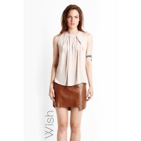Falls Top, Wish, $89.95 http://www.birdsnest.com.au/brands/wish/29324-falls-top#Blush