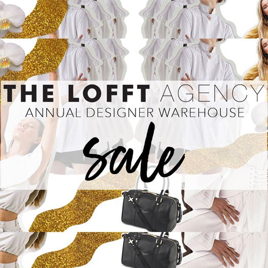 e29bbfce11f Lofft Agency Annual Warehouse Sale - Clothing - Fashion - Sales   Deals