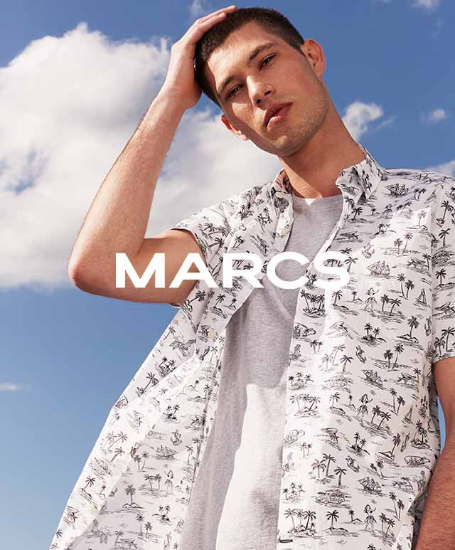 Sign up for new styles from Marc by Marc Jacobs