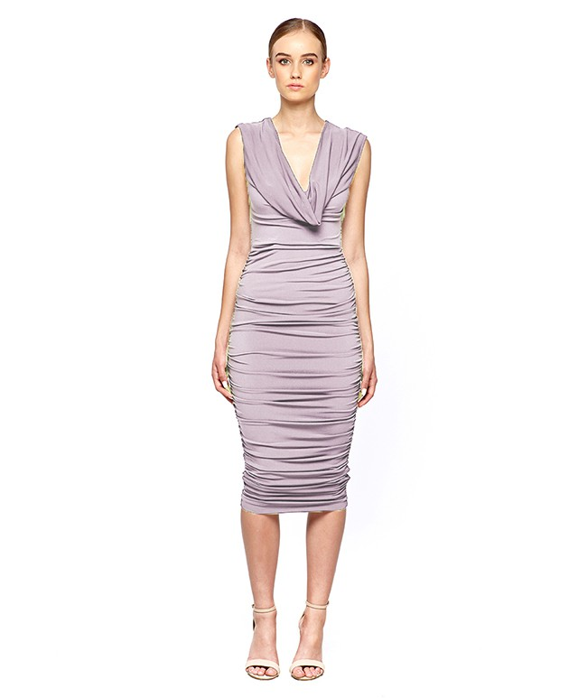 Women's cocktail dresses. A cocktail dress lets you make a statement, look fabulous, and be bold with your fashion. Westfield has a huge range of different cuts and colours of cocktail dresses to suit everybody - and every style. You can keep it simple and sleek in a well-fitted, block coloured cocktail dress.